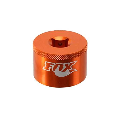Fox Fork Top Cap Socket 26mm Orange ()