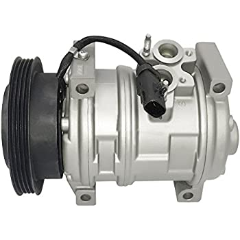 RYC Remanufactured AC Compressor and A/C Clutch GG387