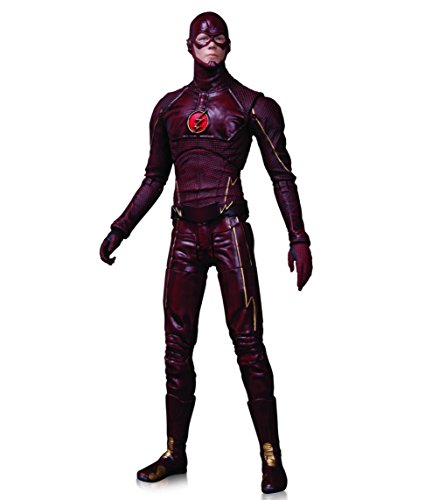 "DC Collectibles The FLASH 6"" (CW TV Series) Barry Allen Figure ~ NEW."