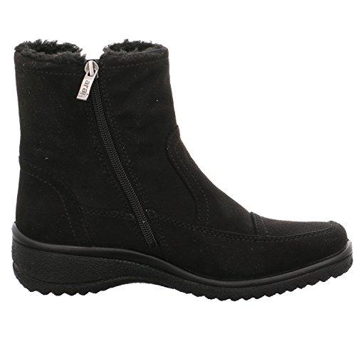 Ara Shoes - Kaitex - 124853801 - Color: Negro - Size: 37.0