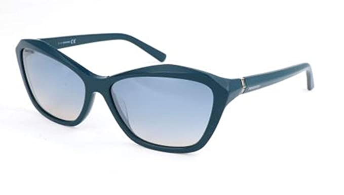 Swarovski Sunglasses Sk0135 98Q-59-15-135 Gafas de sol, Azul ...