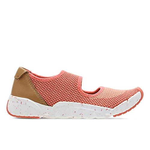 Clarks Tri Shore, Chaussures Rose Femme Rose