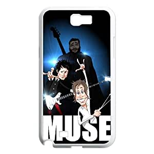 Samsung Galaxy N2 7100 Cell Phone Case Covers White Muse A9552120