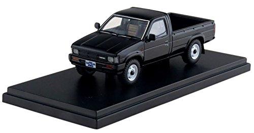 1/43 NISSAN DATSUN トラック ロングボデーAD 1985 (ブラック) HS097BK