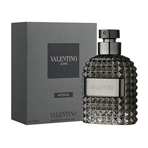Valentino Uomo Intense by Valentino EDP for Men, 3.4 Fl Oz