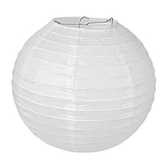 Pajoma 71698 - Lámpara de techo, papel, color blanco, 40 x ...