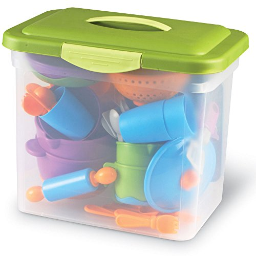 Learning Resources New Sprouts Classroom Kitchen Set Photo #3