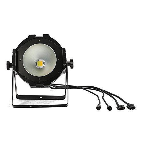 IMRELAX High Power 200w COB LED Par Light Brightness Stage Lighting Effect DMX Par LED DJ Disco Stage Light