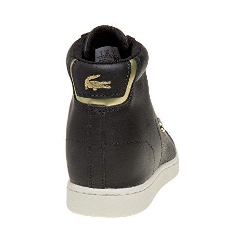 Lacoste Carnaby Evo Kile Damer Sneaker Sort Sort h595IuK8J