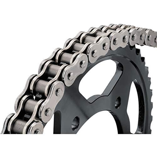 BikeMaster 530 BMOR Series Motorcycle Chain - Natural / 530 X 118