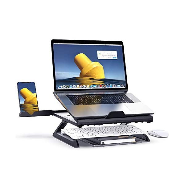 Laptop Stand BL & WH