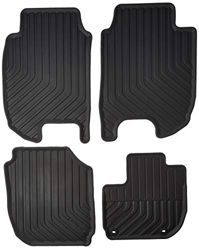 Genuine Honda 08P13-T7S-110 All Season Floor Mats