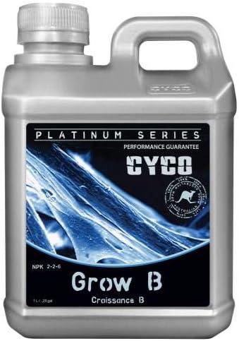 Fertilizante Plantas Marihuana Cyco Grow B