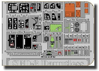Eduard Photoetch 1:48 - Sbd-3 (accurate Miniatures) for sale  Delivered anywhere in USA