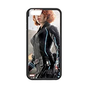 Avengers Age Of Ultron iPhone 6 Plus 5.5 Inch Cell Phone Case Black y2e18-370714