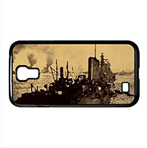 Old Ships Watercolor style Cover Samsung Galaxy S4 I9500 Case by icecream design