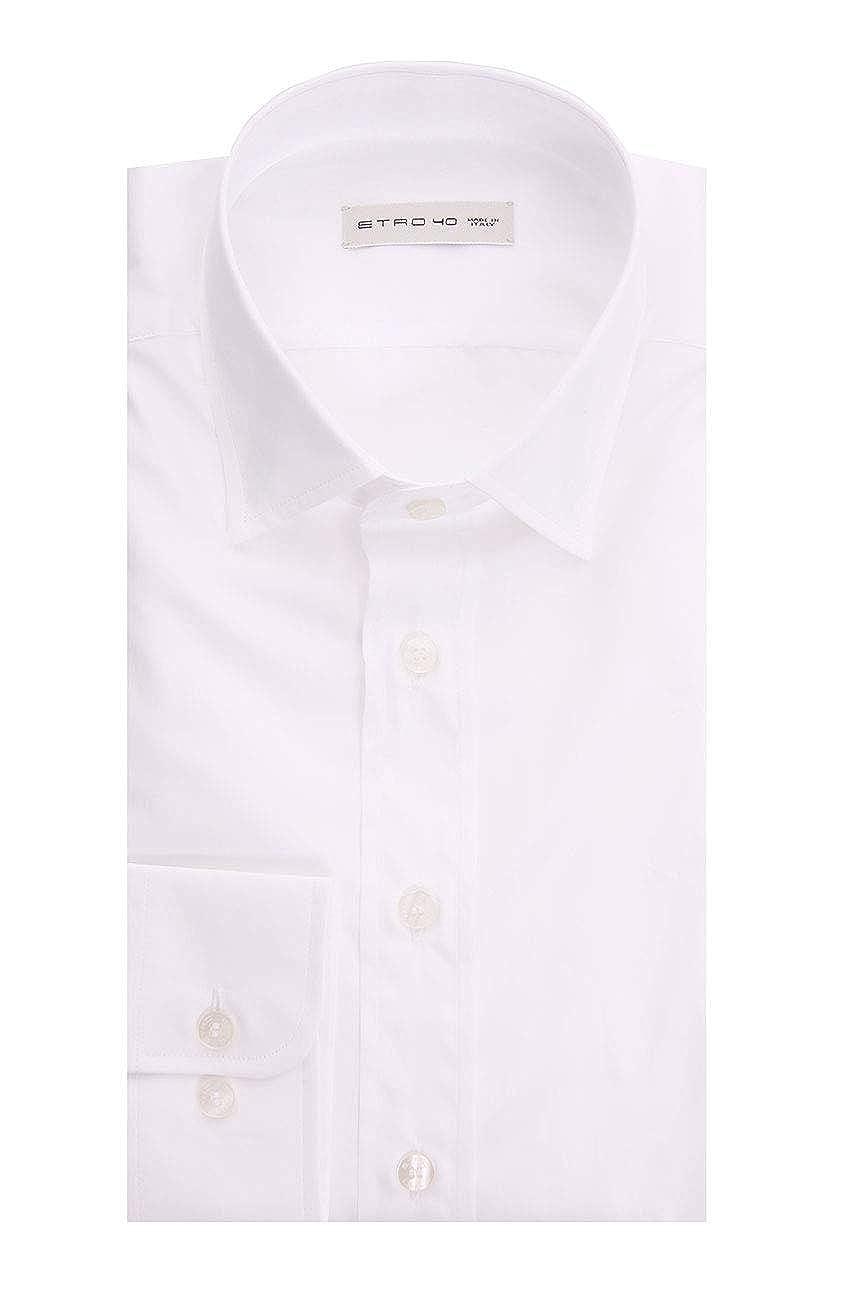 ETRO White Shirt Mens.