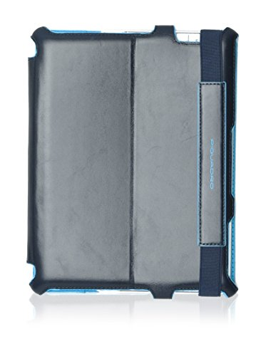 Custodia 2 Square Navy Blue Piquadro Blu iPad Z0qxAnZdv