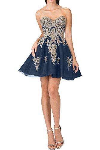 Suessig mia Promkleider Braut Blau Heimkehr Abendkleider Cocktailkleider Mini Tanzenkleider Kleider La Navy Tuell Kleider Spitze fZxEpTfq