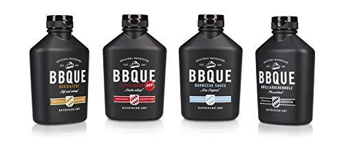 BBQUE-Vorteilspaket-Original-Bayrische-Barbecue-Saucen-im-4er-Set