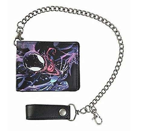 (Marvel Venom Wallet with Chain)