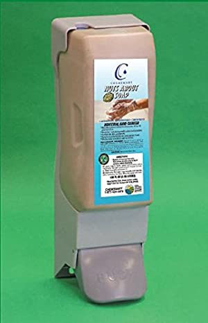 Nuts About Soap & Dispenser Package