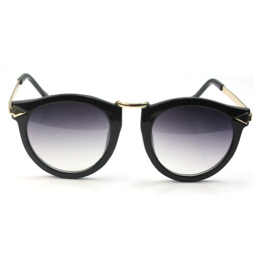 soleil 5 RHX de 7inch noir Noir Lunette Femme 8pEw6q