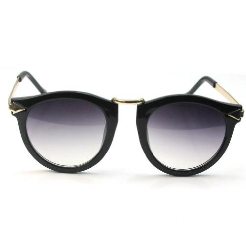 noir 5 Femme Lunette de RHX 7inch Noir soleil wWBXqnWP6a