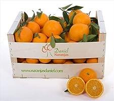 Naranjas de Valencia de Mesa Daniel Caja 6 kg: Amazon.es ...
