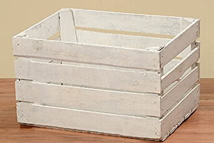 3 pieza fruta (Caja de madera cajón-estantería usado 50 x 40 x 30