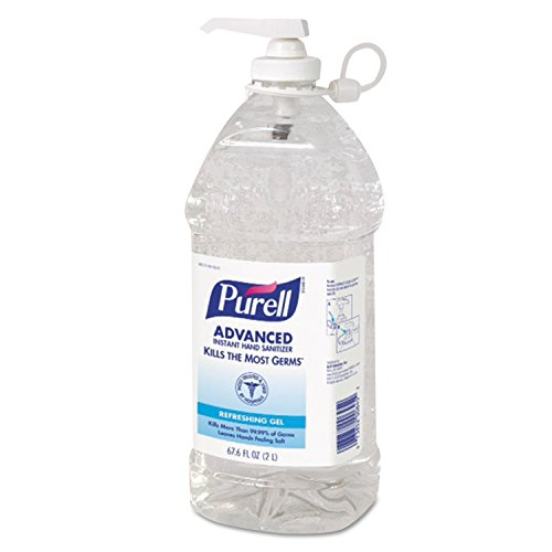 Industries 9625 04 Bottle Instant Sanitizer product image