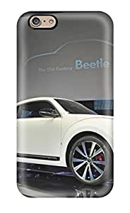 Iphone 6 Hard Back With Bumper Silicone Gel Tpu Case Cover 2012 Volkswagen Beetle World Premiere Berlin Vw Group Wolkswagen Wolfsburg Peoples Car Das Auto Cars Other