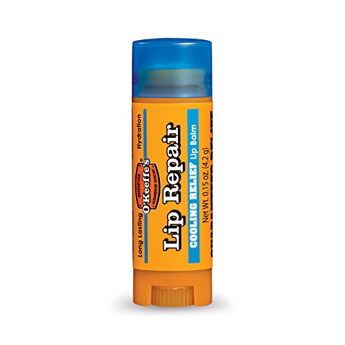 Acme Medicine - O'Keeffe's Cooling Lip Repair Lip Balm for Dry, Cracked Lips, Stick