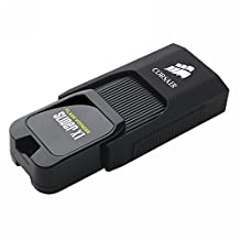 Corsair Flash Voyager Slider X1 256GB USB 3.0 Flash Drive (CMFSL3X1-256GB)
