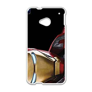 Happy iron man Phone Case for HTC One M7