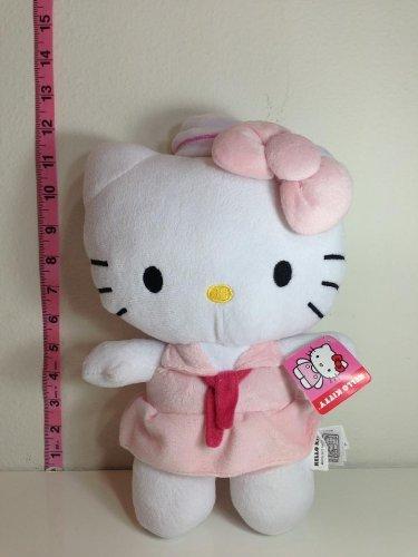 Hello Kitty Plush Doll Toy - Flight Attendant Dress
