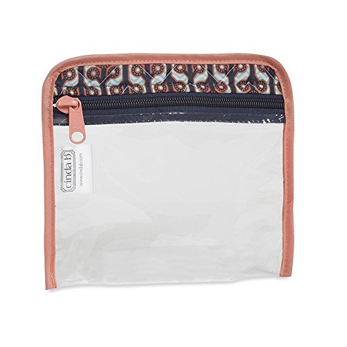 cinda b Flight Friendly Travel Pouch, Neptune, One Size
