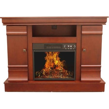 side cabinets fireplace - 5