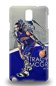 New NBA Detroit Pistons Tracy McGrady #1 Tpu Cover 3D PC Case For Galaxy Note 3 ( Custom Picture iPhone 6, iPhone 6 PLUS, iPhone 5, iPhone 5S, iPhone 5C, iPhone 4, iPhone 4S,Galaxy S6,Galaxy S5,Galaxy S4,Galaxy S3,Note 3,iPad Mini-Mini 2,iPad Air )
