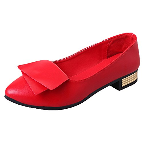 Balletto Donna TPulling Balletto TPulling Rot Donna Rot TPulling Balletto Donna Rot nEgzF7YFqx