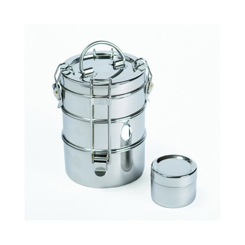 stainless steel lunchbox tier