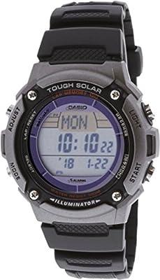 "Casio Men's WS200H-1BVCF ""Tough Solar"" Sport Watch"