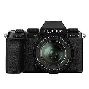 Flashandfocus.com 41eZyeTH5sL._SS300_ Fujifilm X-S10 Mirrorless Digital Camera XF18-55mm Lens Kit - Black
