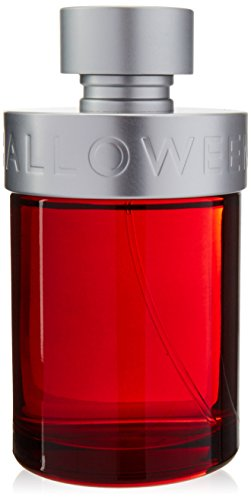 J. Del Pozo Halloween Man Rock On Eau de Toilette Spray, 4.2 (Red Halloween Makeup For Men)