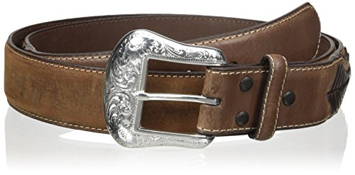 Nocona Men's Top Hand Brown Diamond, Medium Brown, 60