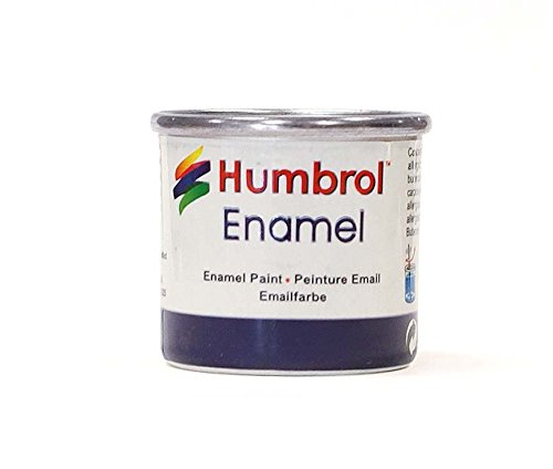 2 Emerald Gloss - Humbrol 14ml No. 1 Tinlet Enamel Paint 2 (emerald Gloss)