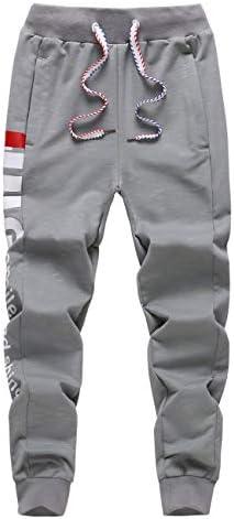 LAUSONS Pantalones Deportivos para Niño, Pantalón de Chándal ...