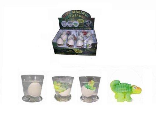 Lot 12 oeufs magiques dinosaures - idéal anniversaire - EA9825