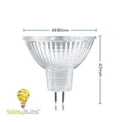 MR16 LED Light Bulb Dimmable Spotlight Bulb 8 Pack MR 16