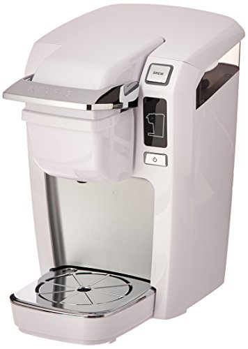Keurig K15 Coffee Maker, White (New Packaging)